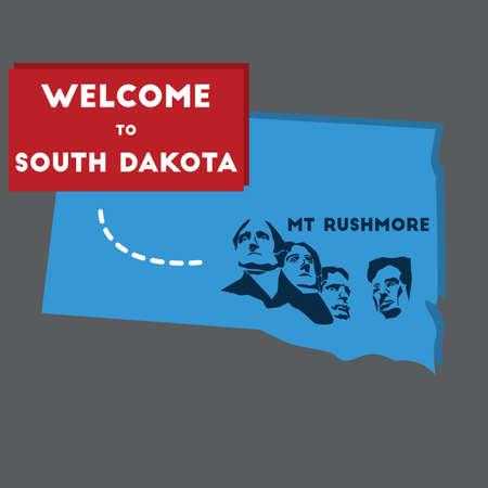 south dakota: welcome to south dakota state