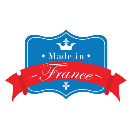 made in france: made in france Illustration