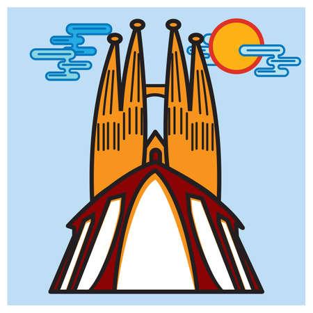 roman catholic: sagrada familia