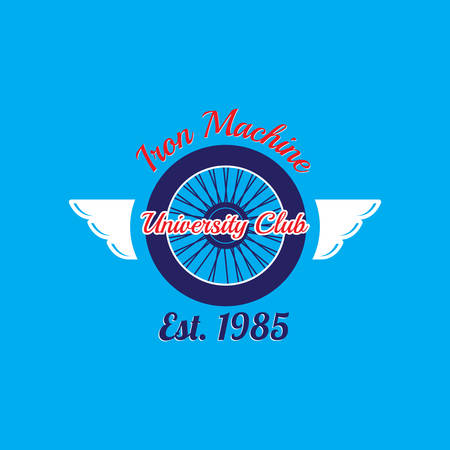 Iron Man: iron machine university club