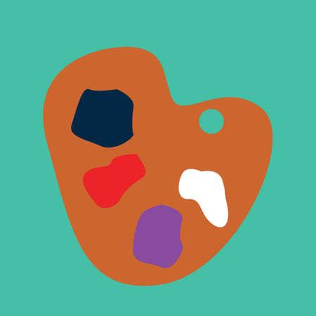 art palette: art palette