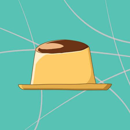 savoury: pudding