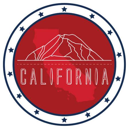 death valley: california sticker