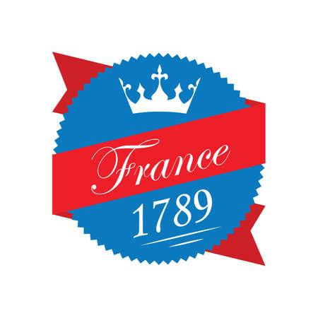 bastille: france Illustration