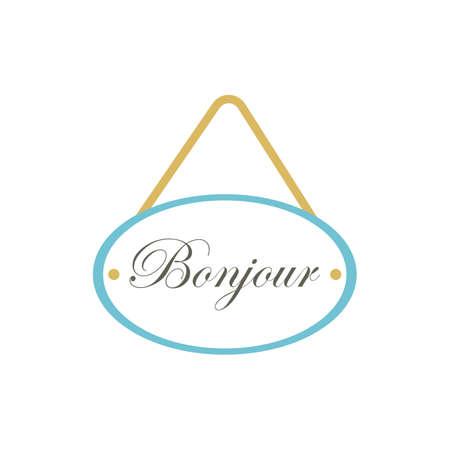 bonjour: bonjour tag