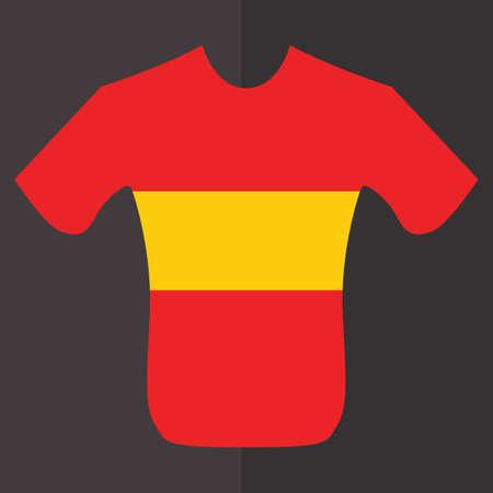 jersey: spain jersey