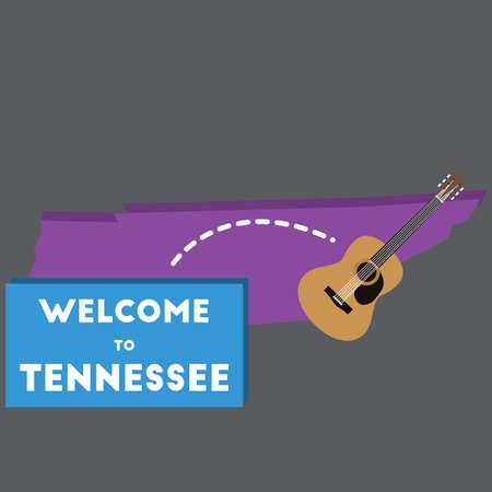 tennesse: la bienvenida al estado de Tennessee