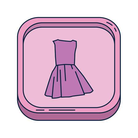 woman's clothing: dress