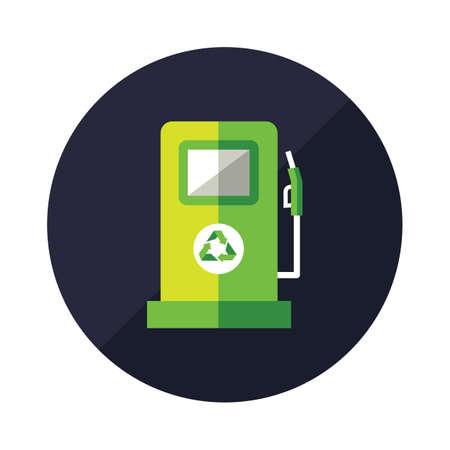 gasoline pump: gasoline pump