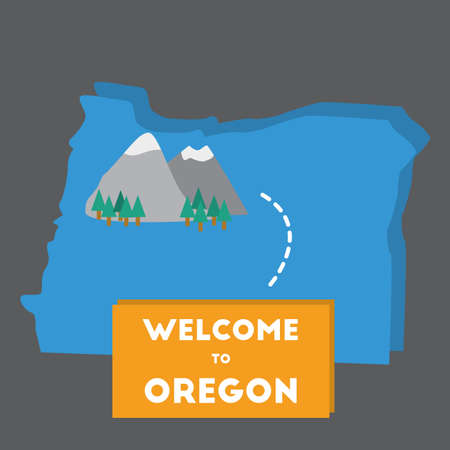 state of oregon: welcome to oregon state