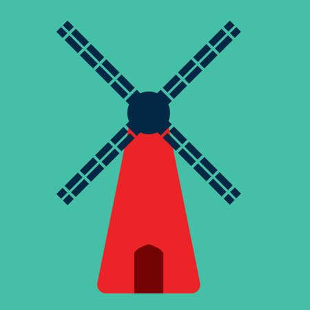 windmill: windmill Illustration