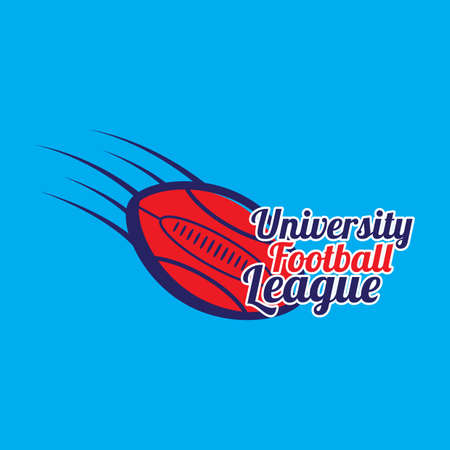 league: university football league