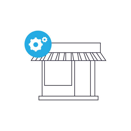 store: store Illustration