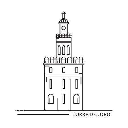 torre: torre del oro