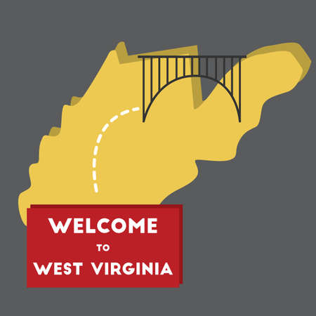 virginia: welcome to west virginia state