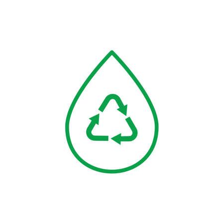 preservation: water drop