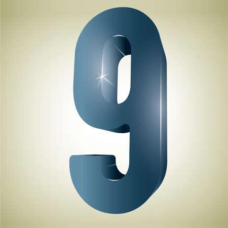 numero nueve: número nueve