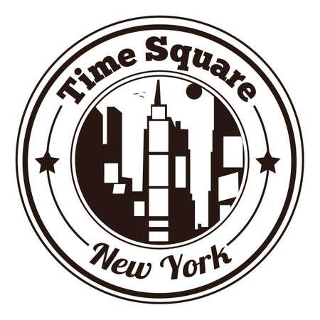 unites: time square label