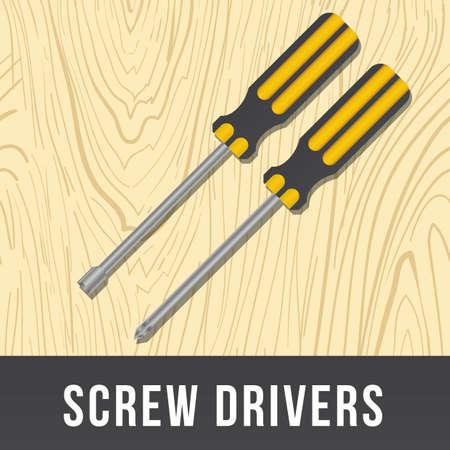 drivers: screw drivers