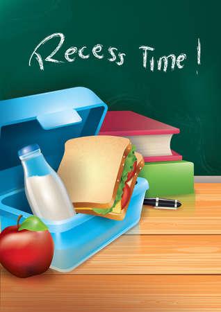 recess time