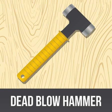blow: dead blow hammer