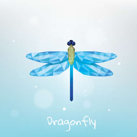 themis: faceted dragonfly