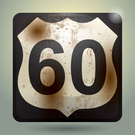 60: us 60 sign