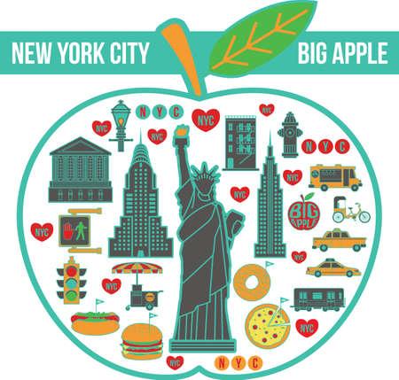 chrysler building: new york city in apple