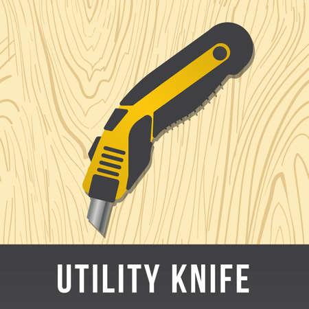 utility knife: utility knife
