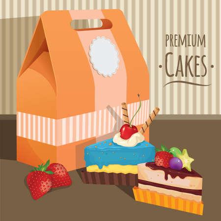 premium: premium cakes