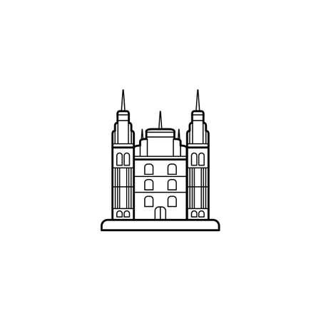 santiago: santiago de compostela cathedral
