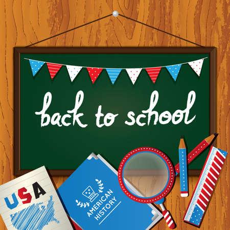american history: back to school wallpaper
