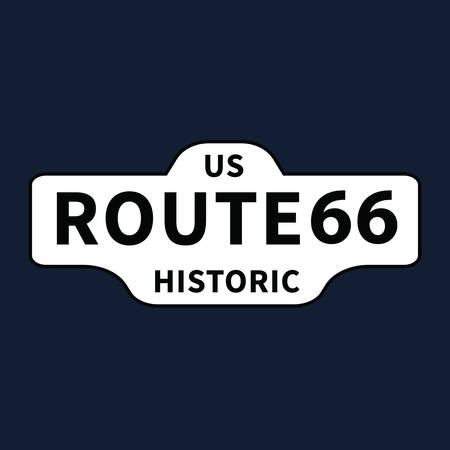 historic: historic us route 66