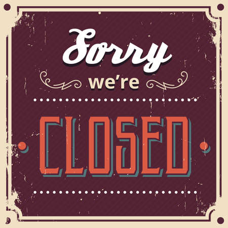 is closed: sorry were closed wallpaper