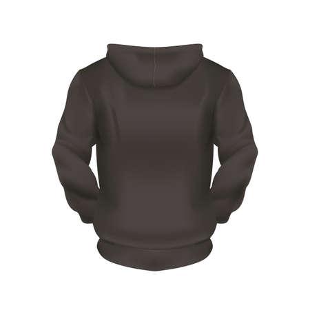 back pocket: hoodie