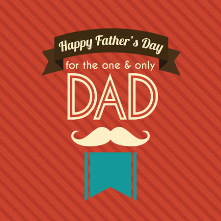 happy father's day greeting Imagens - 51361088