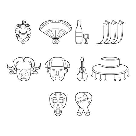 Matador Hat Clip Art Related Keywords & Suggestions - Matador Hat ...