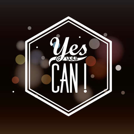 can yes you can: yes you can quote Illustration