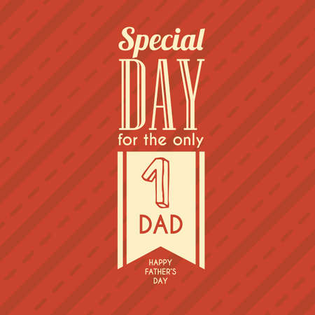 happy father's day greeting Imagens - 51361579