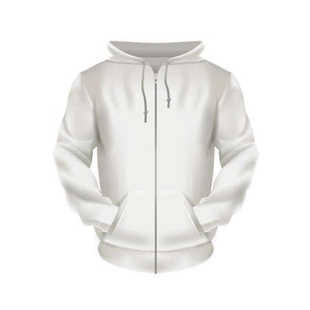 zip hoodie: hoodie