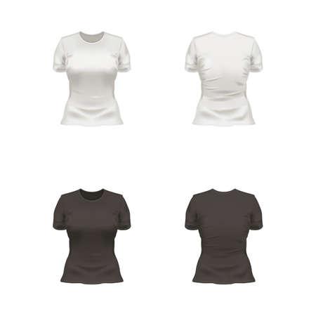 formal attire: t-shirts