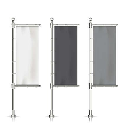 billboards: blank advertising billboards