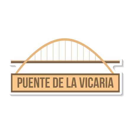 la: puente de la vicaria