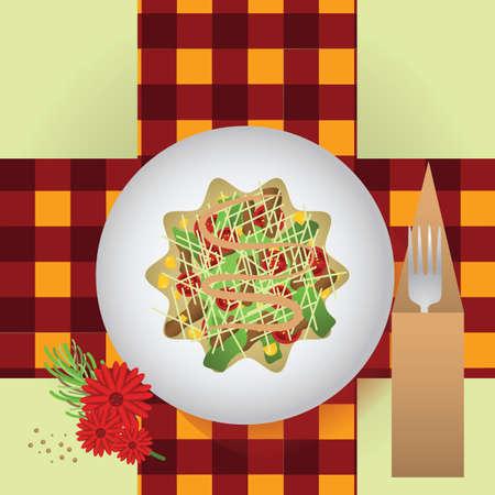 spanish food: spanish cuisine