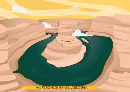 horseshoe bend wallpaper