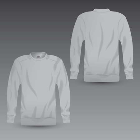 backview: jackets Illustration