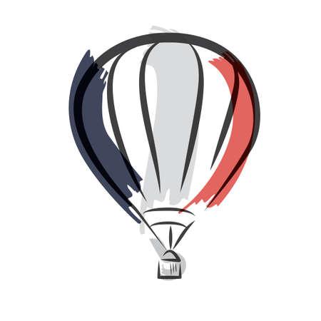 熱気球 写真素材 - 51363217