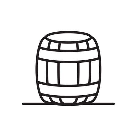 tun: barrel Illustration