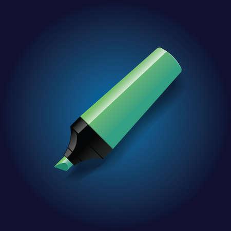 marker pen: marker pen Illustration