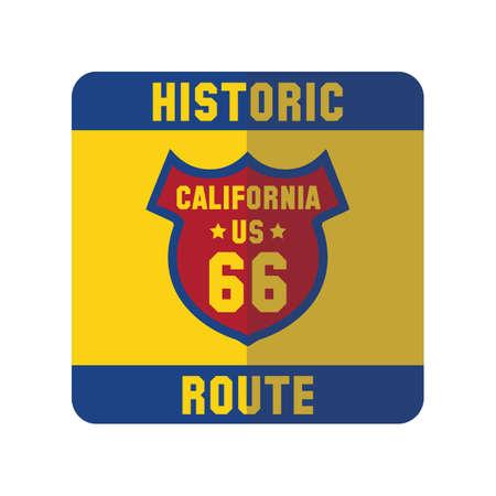 66: historic us route 66